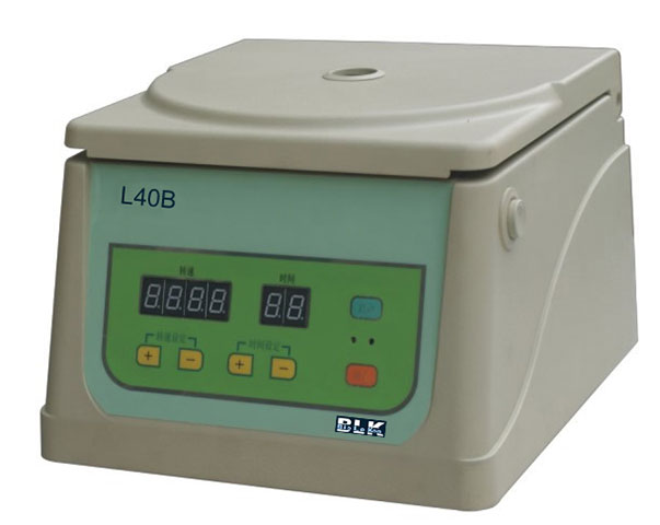 Bench Top Low Speed Centrifuge L40B
